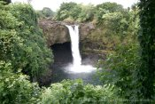 Rainbow Falls Big Island Hawaii