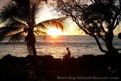 Hawaii Sunset Viewing
