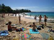 Best Big Island Beaches - White Sands Beach