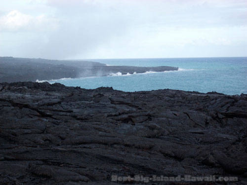 Hawaii Volcanoes National Park Ocean View