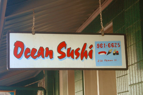 Ocean Sushi Deli