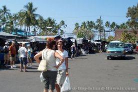 Kona Hawaii Farmers Market