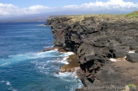 South Point Hawaii Cliffs