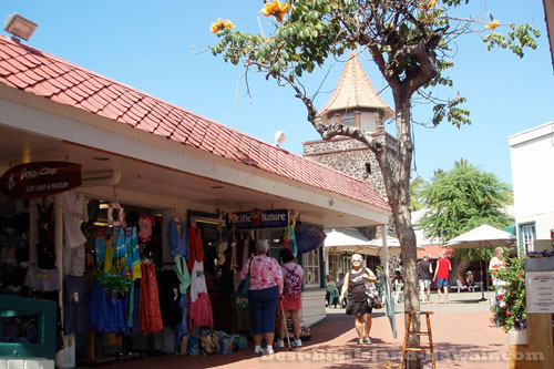 Kona Hawaii Shopping