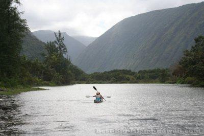 Waipio Valley Hawaii Stream