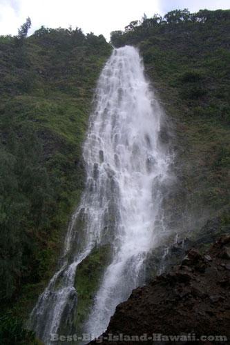 Hawaii Waterfalls Big Island Waipio Valley