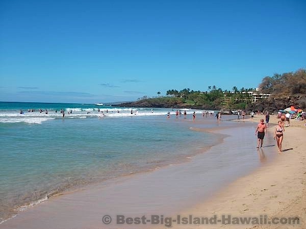 Best Big Island Beaches - Hapuna