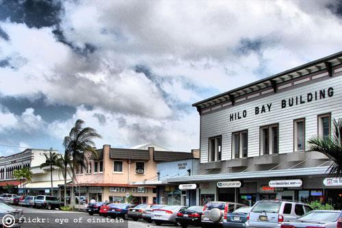 Hilo Hawaii Downtown