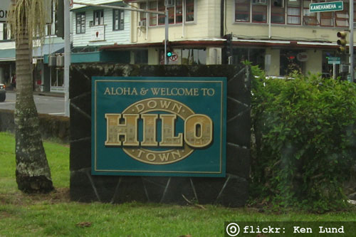 Hilo Hawaii Downtown