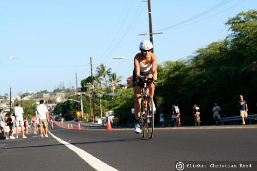 Ironman Kona Bike Course