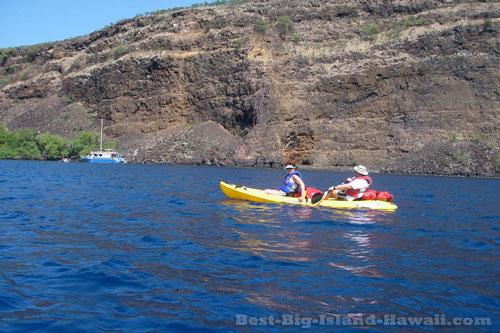Kealakekua Bay Big Island Hawaii