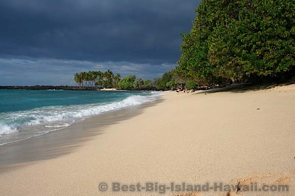 Best Big Island Beaches - Kekaha Kai