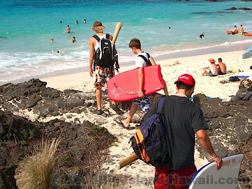 Best Big Island Beaches - Kua Bay