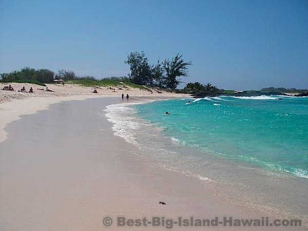 Best Big Island Beaches - Makalawena Beach