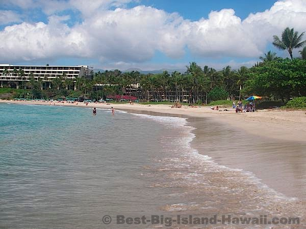 Best Big Island Beaches - Mauna Kea Beach