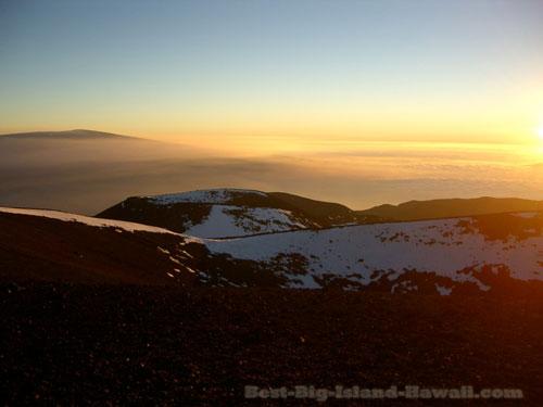 Big Island Volcano Summit