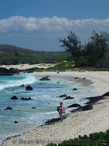 Best Big Island Beaches